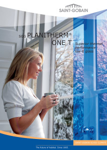 SGG PLANITHERM® ONE Brochure
